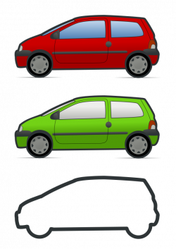 Silhouette Minivan at GetDrawings.com | Free for personal use ...