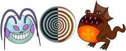 Innate Horns Mutants: Blizzard, Black Hole, Blaze by imadmagician on ...
