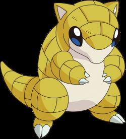 Sandshrew Pokédex: stats, moves, evolution, locations & other forms ...