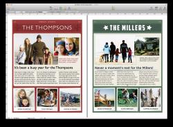 Free Christmas Newsletter Templates Free Christmas Newsletter ...