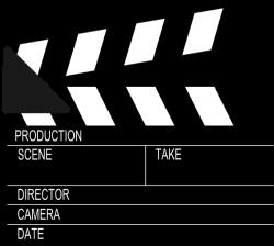 Lights Camera Action (hollywood) Clip Art at Clker.com - vector clip ...