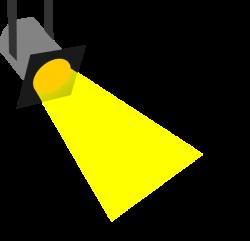 Small Spotlight Clip Art at Clker.com - vector clip art online ...