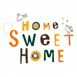 28+ Collection of Home Sweet Home Clipart Png | High quality, free ...