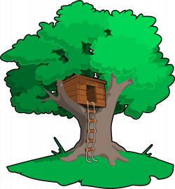 Tree Clipart craft projects, Nature Clipart - Clipartoons