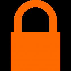 File:Orange lock.svg - Wikipedia
