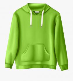Green Sweatshirt Png Clip Art - Hoodie, Cliparts & Cartoons ...