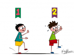 Hop it! Strength game for a primary & secondary school PE ...