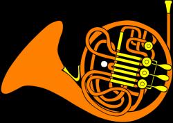 Horn Cartoon Clipart