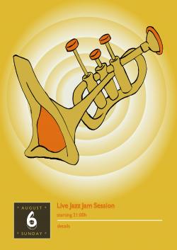 Clipart - Jazz Trumpet
