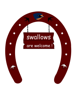 Swallow-welcome Icons PNG - Free PNG and Icons Downloads