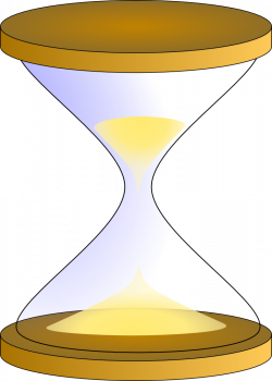 OnlineLabels Clip Art - Sandglass