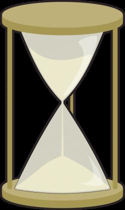 OnlineLabels Clip Art - Hourglass