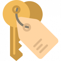 House key Free security icons #41543 - Free Icons and PNG Backgrounds