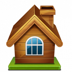 Wooden House PNG HD | PNG Mart