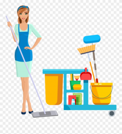 Kristin's Cleaning Service - Thank You Cleaning Clipart ...