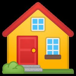 House Icon | Noto Emoji Travel & Places Iconset | Google