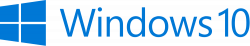 File:Windows 10 Logo.svg - Wikimedia Commons