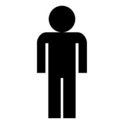 Person Symbol Clip Art | Clipart Panda - Free Clipart Images
