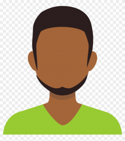 Clip Freeuse Stock Humans Clipart Brown Hair Guy - Avatar ...