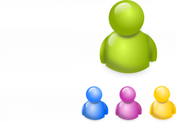 Clipart - Buddy Icons