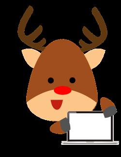 Deer Computer Animal Cartoon | Cartoon | Pinterest | Cartoon