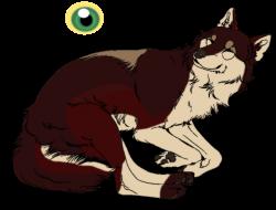 Jade - (Balto X Jenna pup) by ArticWolf14 on DeviantArt
