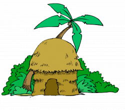 28+ Collection of Jungle Hut Clipart | High quality, free cliparts ...