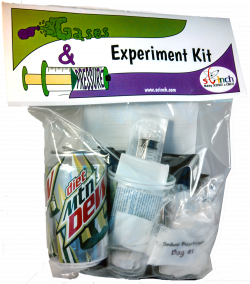 Gases and Pressure Experiment Kit – Scinch, LLC