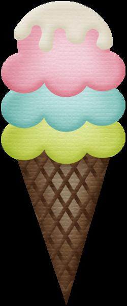 Cute Cliparts ❤ ○••°‿✿⁀Ice Cream‿✿⁀°••○ | Cute Clipart ...