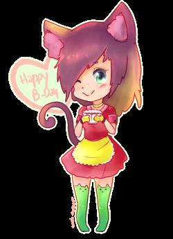 Happy Birthday~!!! by Tomato-IceCream on DeviantArt