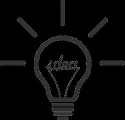 Incandescent light bulb Idea Clip art - light bulb 1000*962 ...