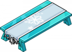 Club Penguin Igloo Ideas: LAST DAY to collect the Frozen Party ...