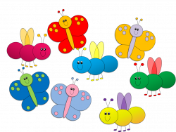 19 Bugs clipart HUGE FREEBIE! Download for PowerPoint presentations ...