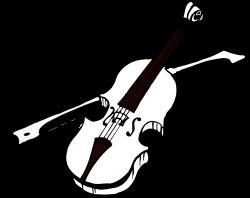 Violin Black and white Clip art - violin 1331*1055 transprent Png ...