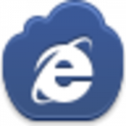 Internet Explorer Icon   Cloud   Pinterest   Internet explorer ...