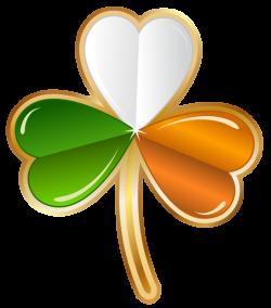 St Patricks Day Irish Shamrock Transparent PNG Clip Art Image ...