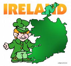 Ireland Clip Art Free   Clipart Panda - Free Clipart Images