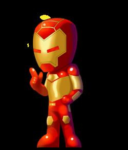 Re: chibi Iron man 3 by Ironmatt1995 on DeviantArt