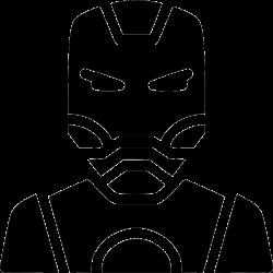 Iron Man Svg Png Icon Free Download (#506817) - OnlineWebFonts.COM