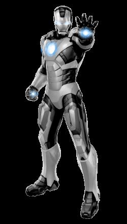 Iron Man White+Black Scheme by 666Darks on deviantART | Superheroes ...