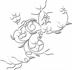 Ivy Vine Drawing at GetDrawings.com | Free for personal use Ivy Vine ...