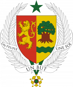 Coat of arms of Senegal - Senegal - Wikipedia, the free encyclopedia ...