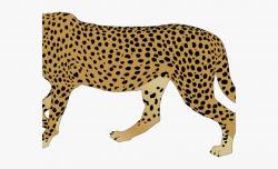 Jaguar Clipart Mammal Animal - Cheetah Clip Art #1974728 ...