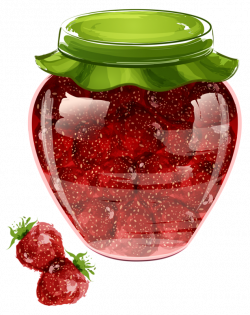 Jam (1) [преобразованный].png | Clip art, Decoupage and Food