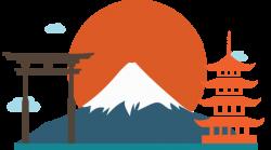 Japan Travel PNG Photos PNG, SVG Clip art for Web - Download ...