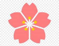 Japanese Png - Cherry Blossom Transparent Clipart (#3615664 ...