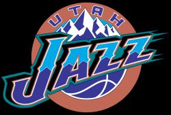 Utah jazz old Logos