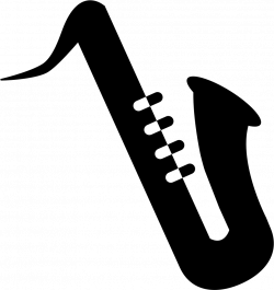 Saxophone Silhouette Png at GetDrawings.com | Free for personal use ...