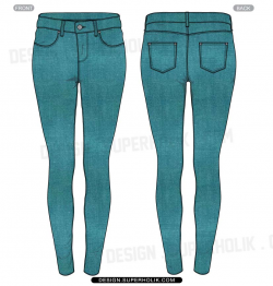 Blue Jeans Clipart | Free download best Blue Jeans Clipart ...