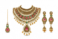 Indian Jewellery PNG File | PNG Mart